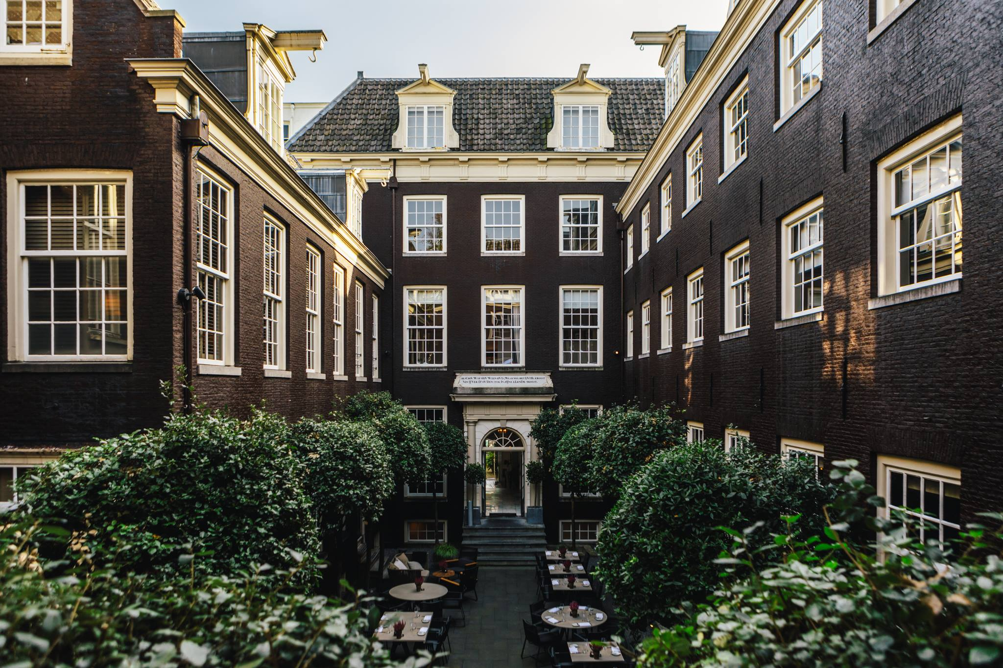 Amsterdam The Dylan best family friendly hotels