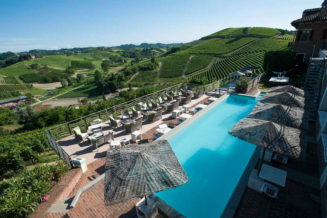 Stylish kid-friendly hotels in Piedmont