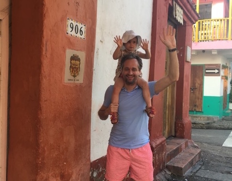 Colombia with kids